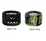 Camouflage - Freemax Silicone Decorative Ring for 24mm Tank