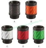 D - Resin Carbon Fiber 810 Drip Tip