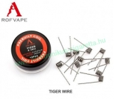 TIGER WIRE 0,2 x 0,8/26 AWG + 0,36ohm 10db