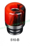 Demon Killer Magic Resin Drip Tip 510-B