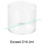 Exceed D19 üveg (glass) 2ml