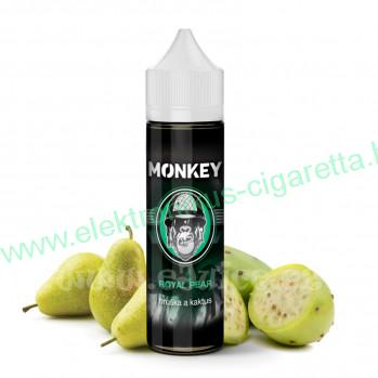 MONKEY LIQUID - Royal Pear (Körte és kaktusz) 12ml