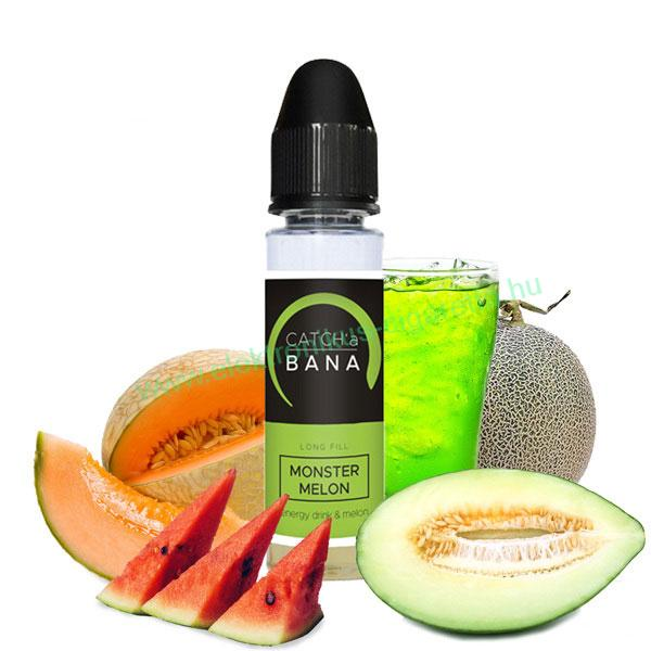 Aroma Imperia Catch'a Bana S&V: Monster Melon(Energia ital dinnyevell) 10ml