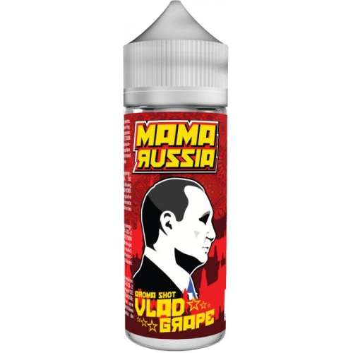 Aroma Mama Russia S&V: Vlad Grape (Szőlő) 15ml