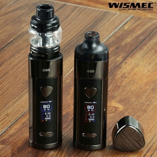 AKCIÓ Wismec R80 grip Full Kit Ocean Star